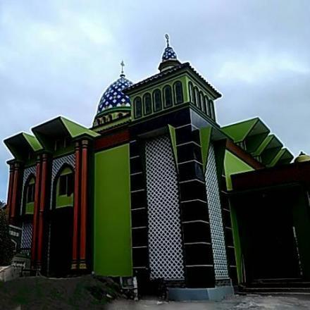 Sekapur Sirih Pembangunan Masjid Jami' Al Azhar Desa Ngulahan